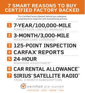 Certified Chrysler in Louisville