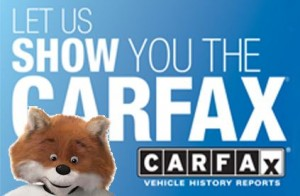 Carfax Certified Pre-owned Ford Vehicles History Louisville KY