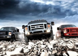 Test Drive CPO Ford Trucks in Louisville