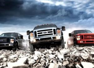 Test Drive CPO Ford Trucks in Louisville