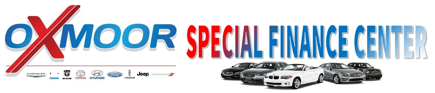 Special Financing Center at Oxmoor Auto Group in Louisville, KY