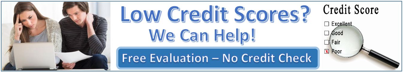 Financing With No Credit Scores Evaluation Form Louisville KY