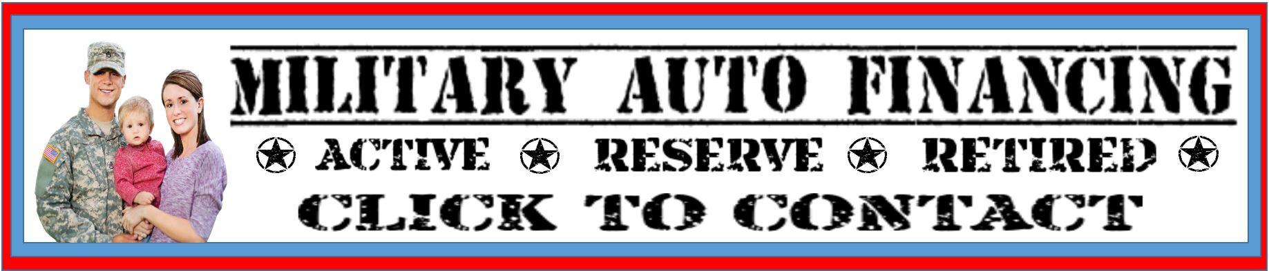 Military Auto Loans Louisville KY