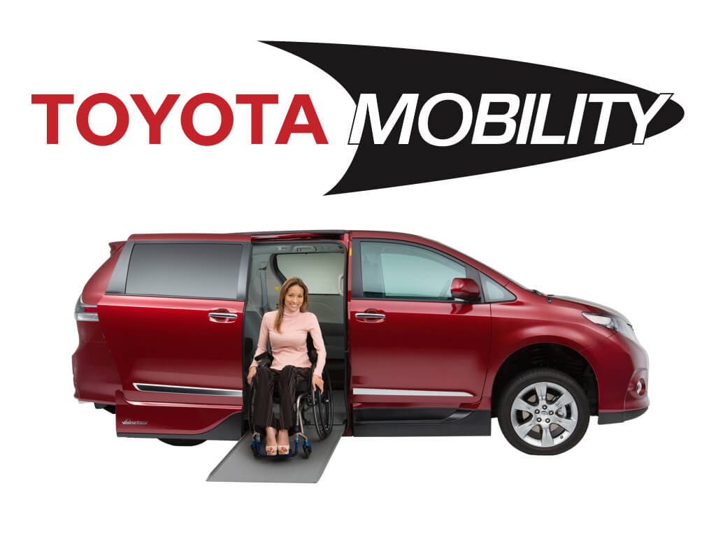 Supporting the mobility needs of our toyota customers