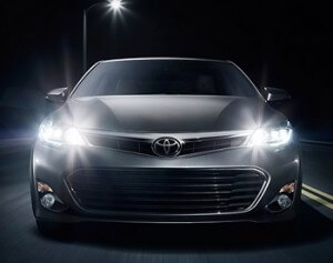 2015 Toyota Avalon High Beams