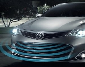 2015 Toyota Avalon Pre-Collision System