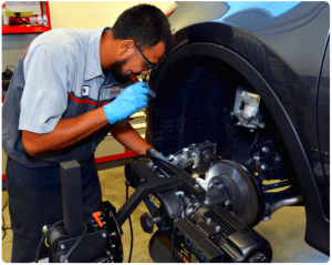 Brake Inspection - Precision Toyota
