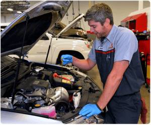 Oil Change - Precision Toyota