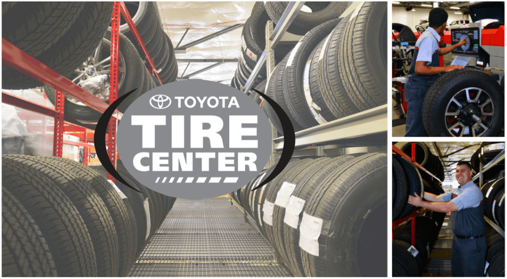 Precision Toyota of Tucson Tire Center