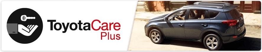 ToyotaCare Plus logo