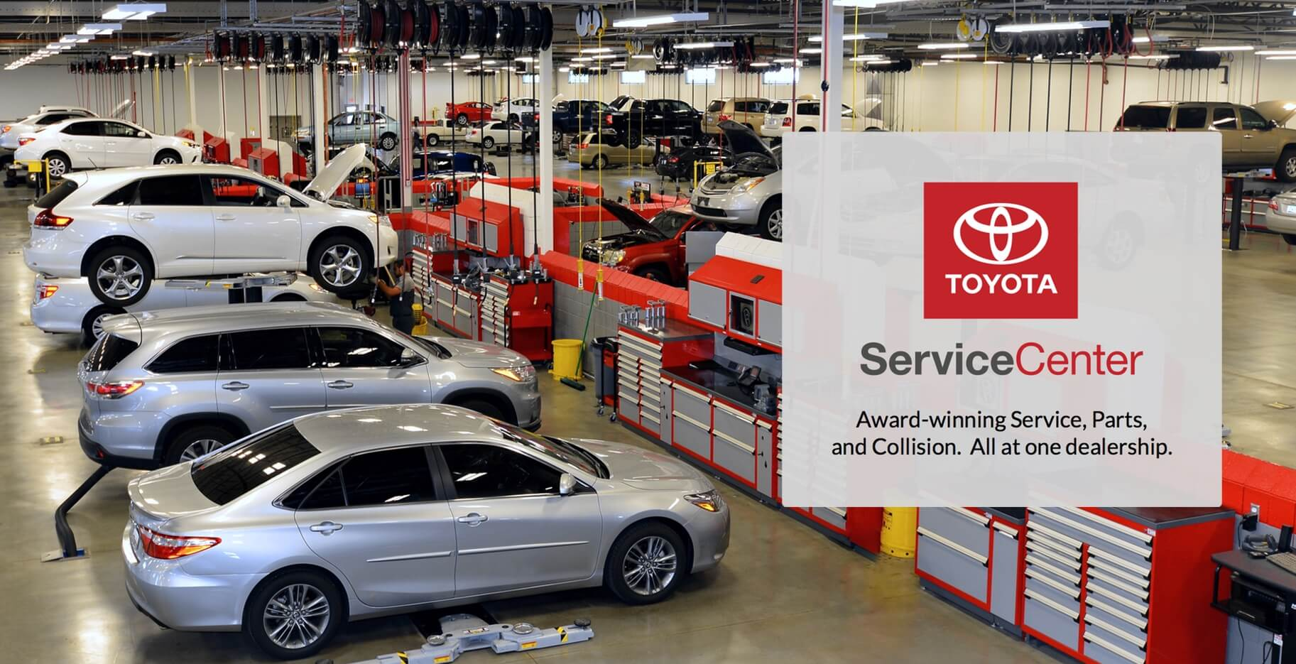 Auto Service Precision Toyota Of Tucson By Oro Valley