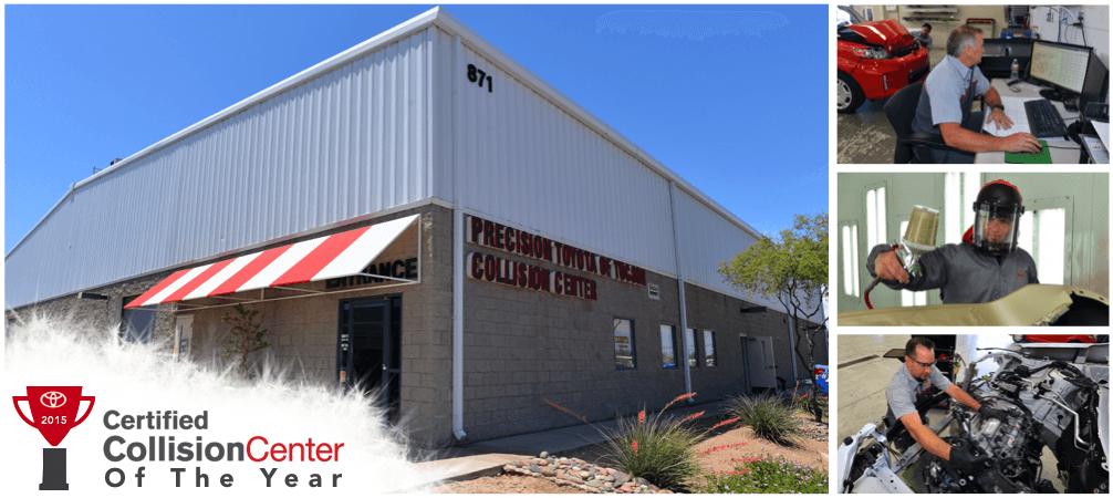 Precision Toyota of Tucson Collision Center