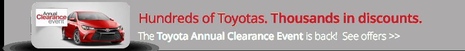 ToyotaAnnualClearancePretoySlider
