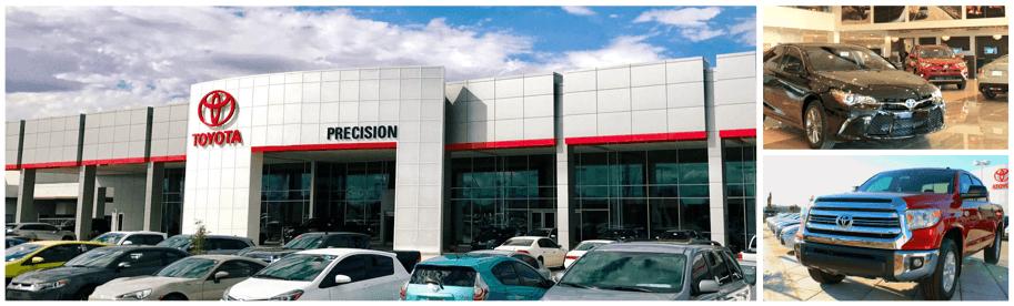 Precision Toyota Top Selection