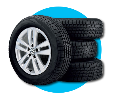 Volkswagen tire services