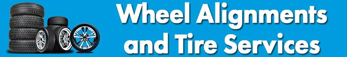 Wheel Alignment and Tire Services Quirk VWMA