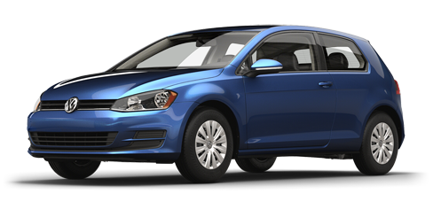 New VW Golf MA
