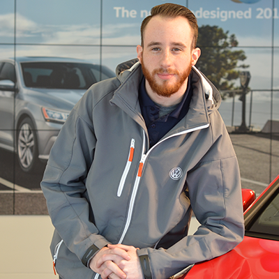 Chris Mulstay | Volkswagen Service Advisor