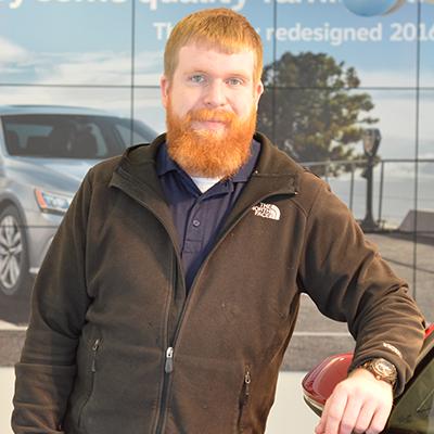 Rob Clark | Quirk Volkswagen Service Advisor