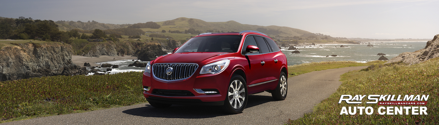 2017 Buick Enclave Plainfield IN