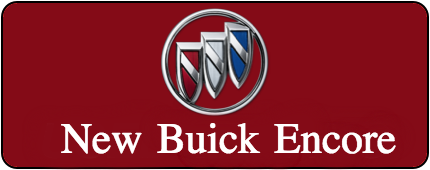 New Buick Encore Button