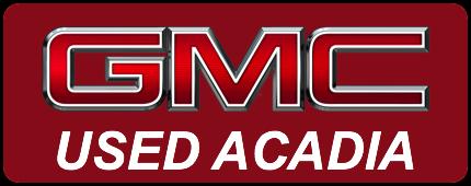 Used-GMC-Acadia