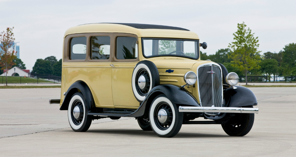 Chevrolet Offers A Look To The Past