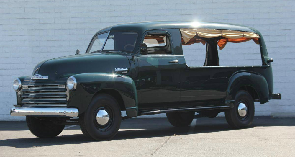 1949 Chevrolet Canopy Express