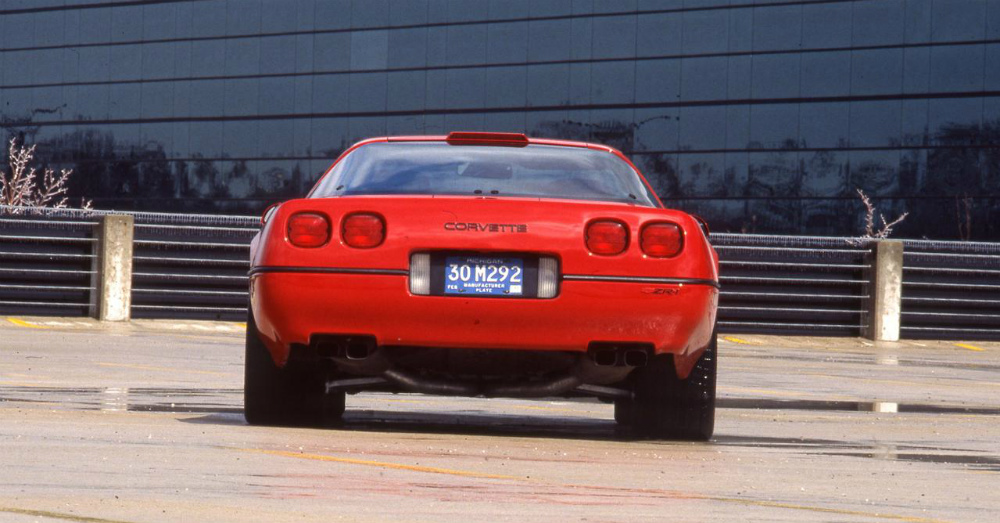 1989 Chevrolet Corvette ZR-1