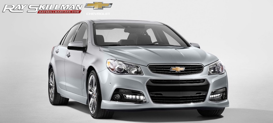 Chevrolet SS Sedan Indianapolis IN