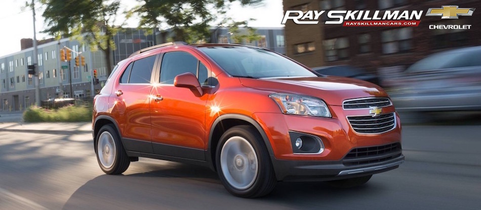Chevrolet Trax Indianapolis IN