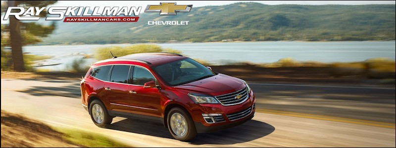 Chevrolet Traverse Indianapolis IN