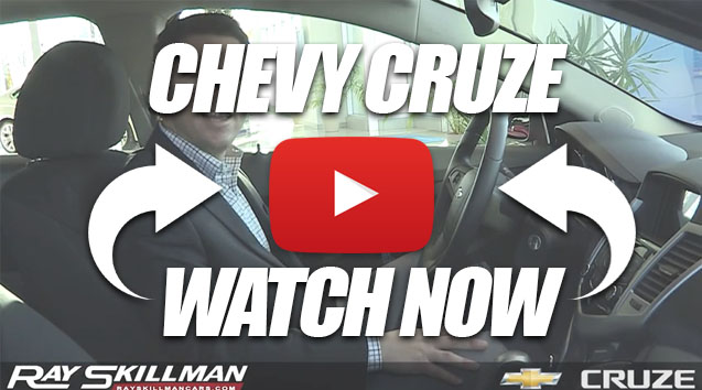 Chevy Cruze Walkaround Video