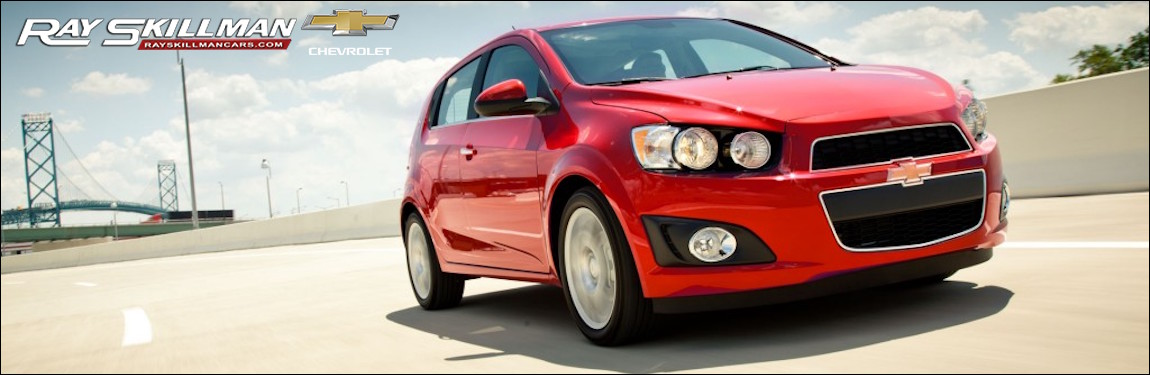 Chevrolet Sonic Plainfield IN