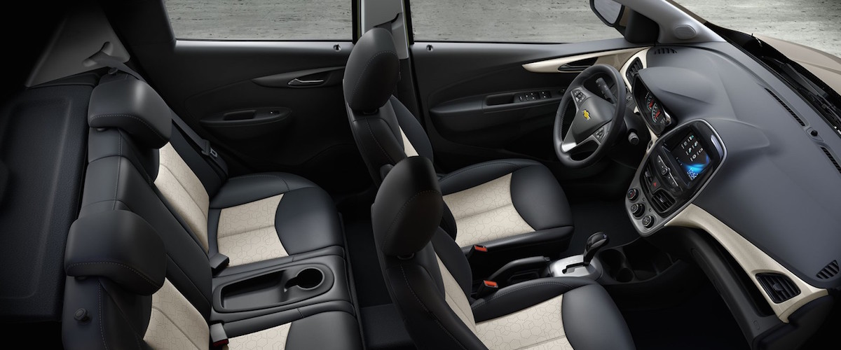 New Chevy Spark Interior Plainfield IN