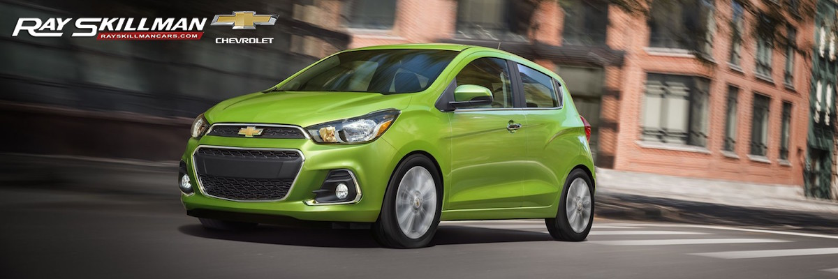 New Chevy Spark Plainfield IN