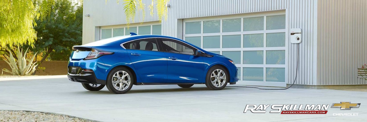 New Chevy Volt Plainfield IN