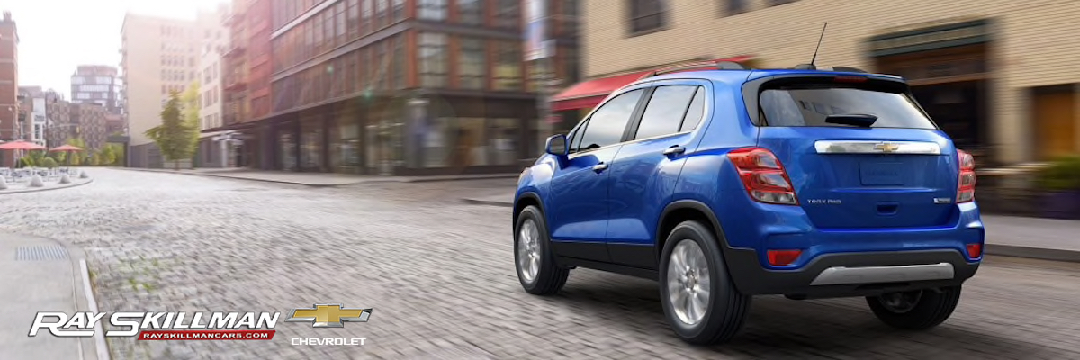 Chevrolet Trax Plainfield IN
