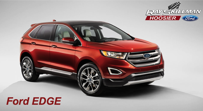 Ford Edge Martinsville IN