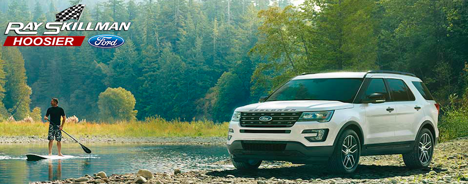 Ford Explorer Martinsville IN