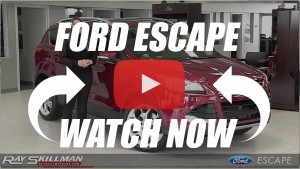 Ford Escape Walk Around Video
