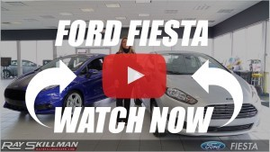 Ford Fiesta Walk Around Video