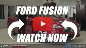 Ford Fusion Walk Around Video