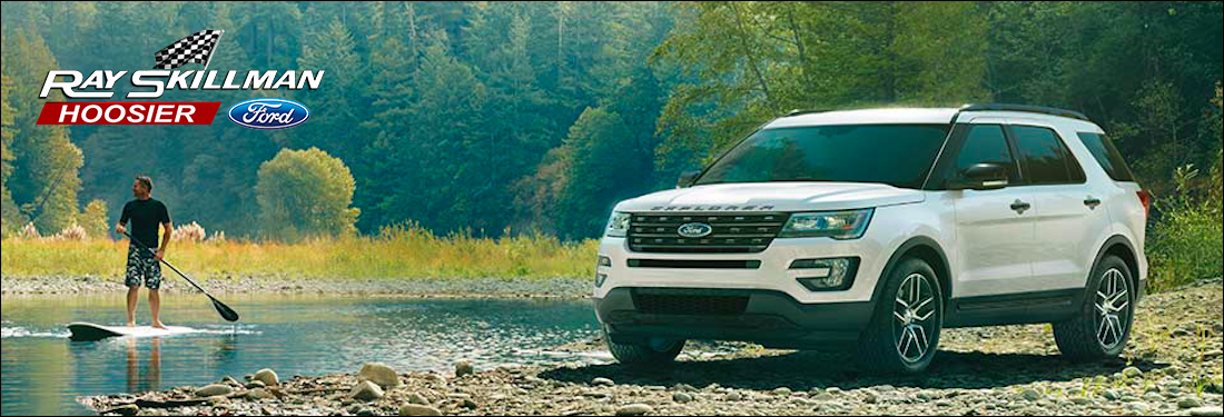 Ford Explorer Bloomington IN