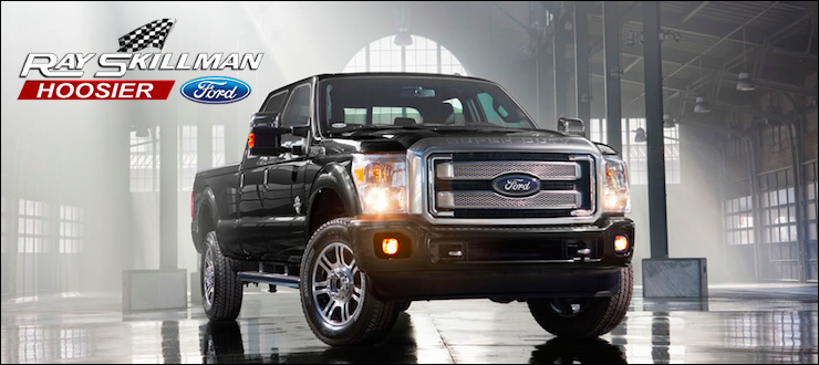 Ford Super Duty Bloomington IN