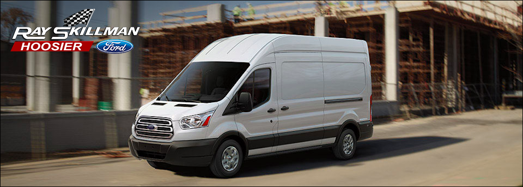 Ford Transit Bloomington IN