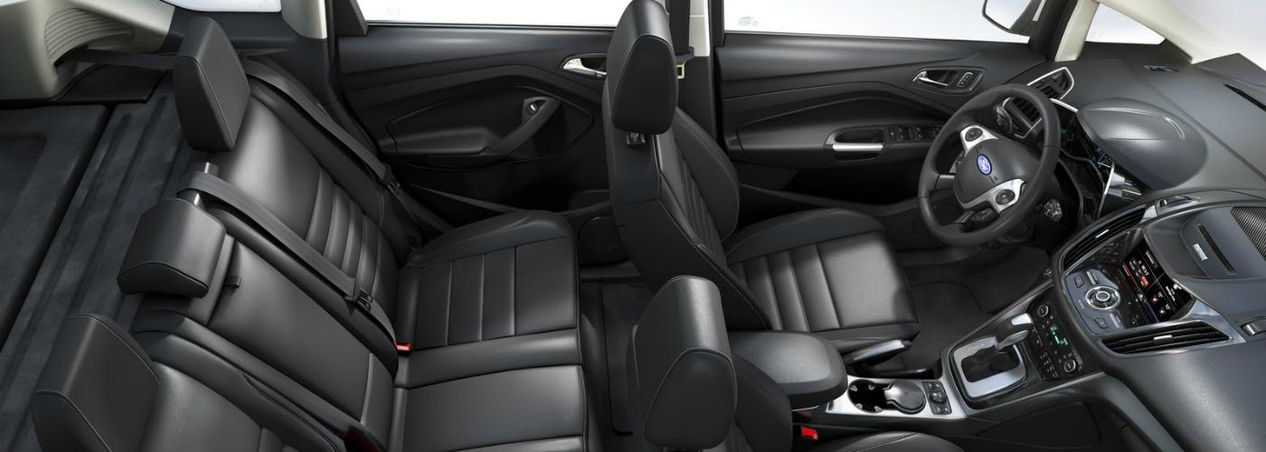 2017 Ford C-Max Hybrid Interior