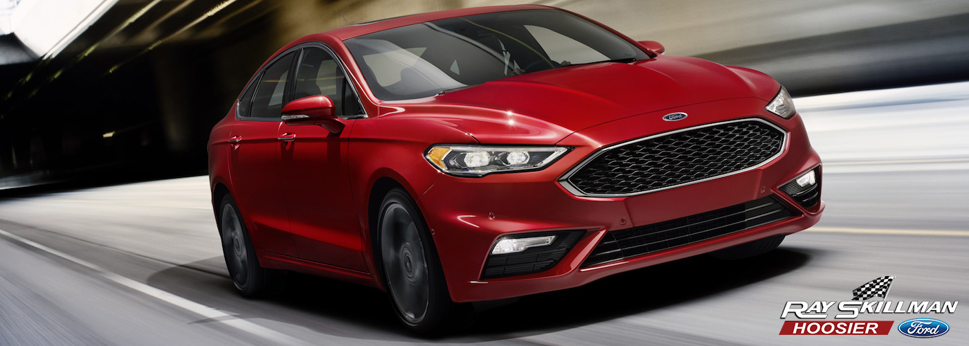 2017 Ford Fusion Hybrid Bloomington IN