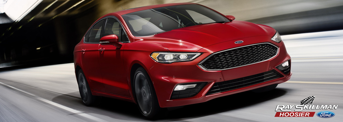 2017 Ford Fusion Martinsville IN