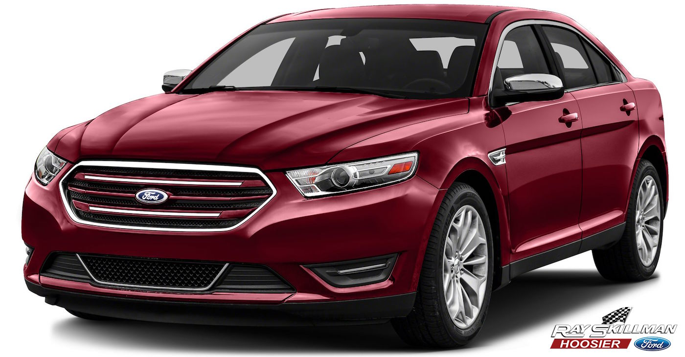 New Ford Taurus Martinsville In